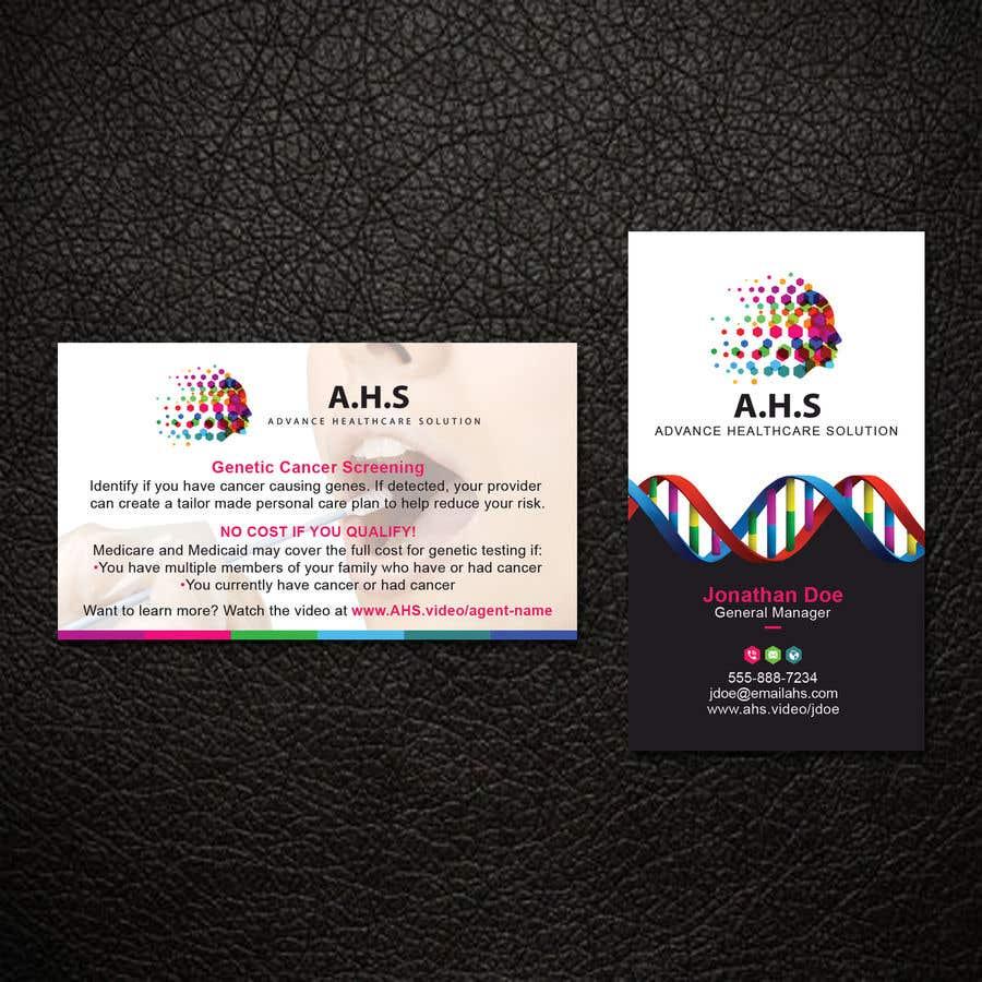 Design a CLEAN but CREATIVE Business Card (MULTIPLE WINNERS