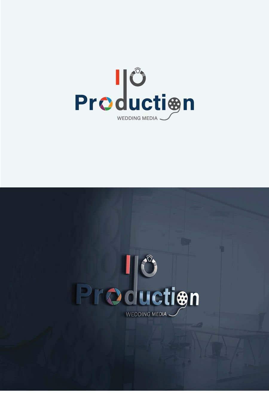 Bài tham dự cuộc thi #213 cho Design a logo for a wedding media production company