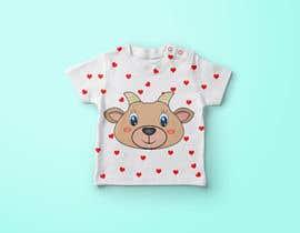 #87 for T-shirt design af ouahab