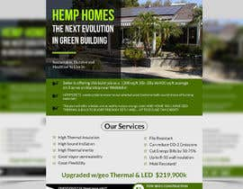 #64 for Professional Flyer - for Hemp House by hellotanvir