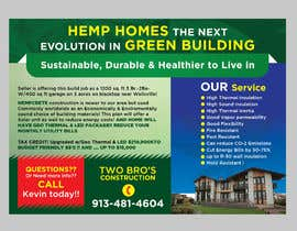 #72 for Professional Flyer - for Hemp House by mylogodesign1990