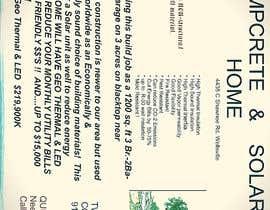 #68 for Professional Flyer - for Hemp House by NabilaRoslan