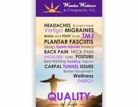 #34 for Waukee Wellness & Chiropractic Banner Project by LettersDi