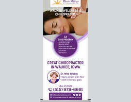#35 for Waukee Wellness & Chiropractic Banner Project by RomanaMou