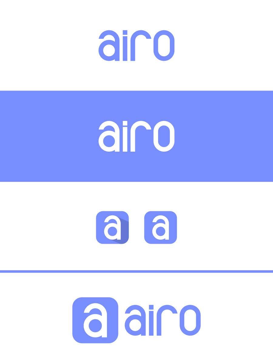 Bài tham dự cuộc thi #9 cho Logo for Airo