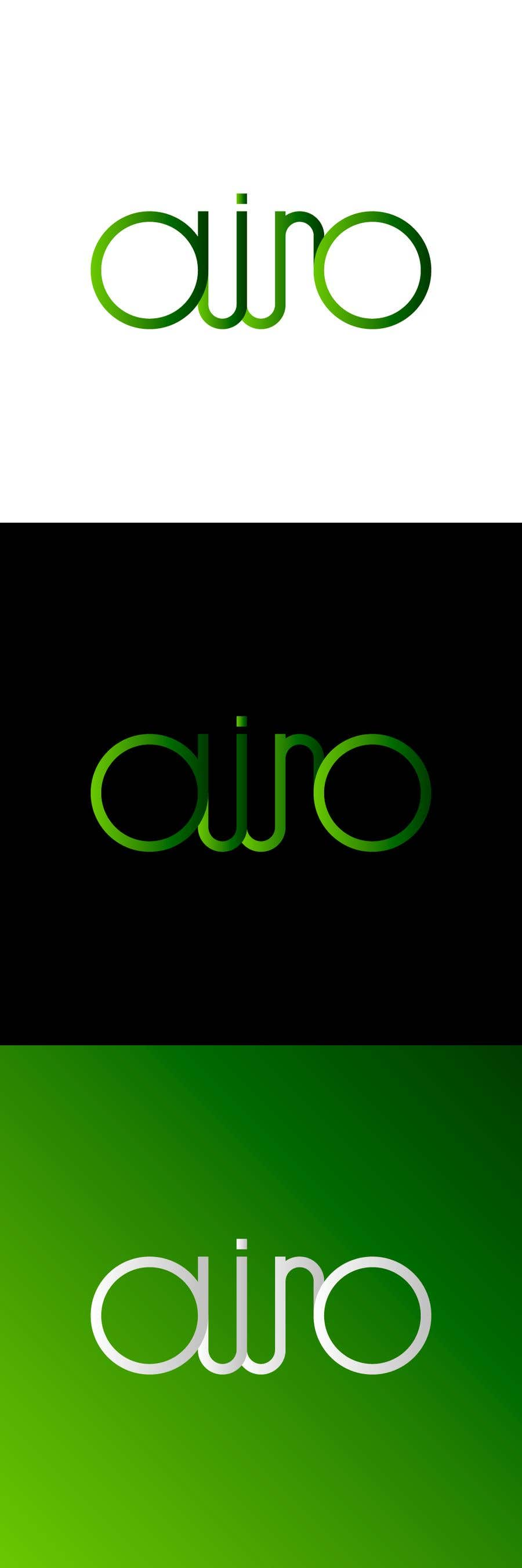 Proposition n°84 du concours Logo for Airo