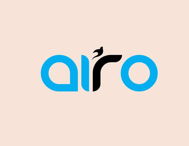 Bài tham dự cuộc thi #391 cho Logo for Airo