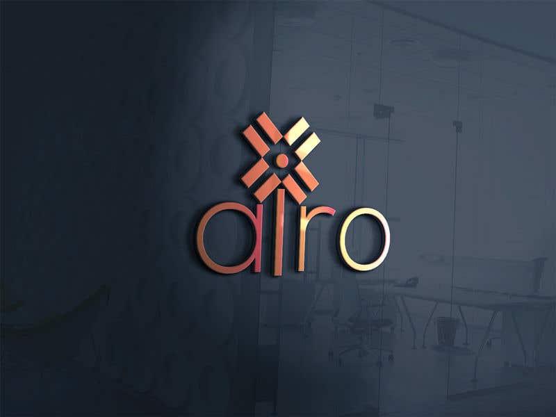 Bài tham dự cuộc thi #77 cho Logo for Airo