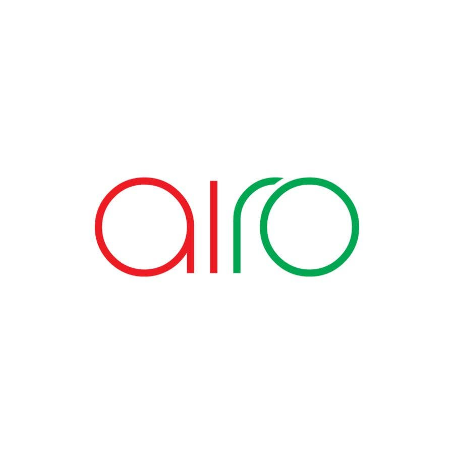 Proposition n°86 du concours Logo for Airo