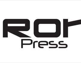 #38 para Logo Design for IronPress de ali1392