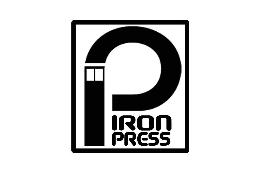 Konkurrenceindlæg #                                        52                                      for                                         Logo Design for IronPress
