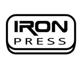 #83 para Logo Design for IronPress por tictox