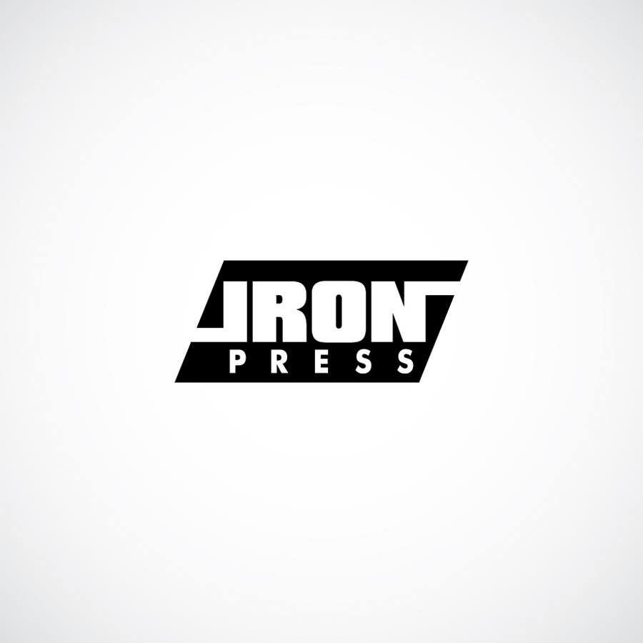 Contest Entry #10 for Logo Design for IronPress