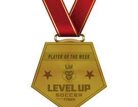 #43 , URGENT Need medal design for player of the week 来自 Danksa