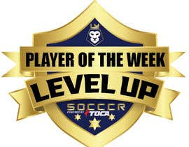 #10 para URGENT Need medal design for player of the week por Romanchisty