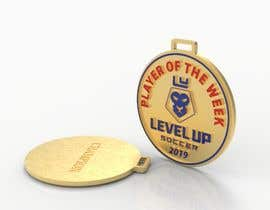 #21 para URGENT Need medal design for player of the week por Tofigh4lang