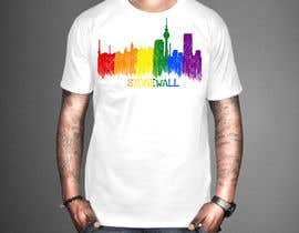 shafiqulislam201 tarafından ATTENTION ARTISTS: Need a cool t shirt designed for a gay pride event için no 24