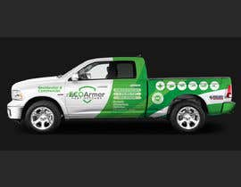 #108 for Design a vehicle wrap by dydcolorart
