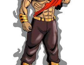 nº 16 pour Comic Book Character Design par jasongcorre