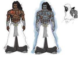 #18 for Comic Book Character Design af riomaretha
