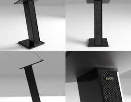 #6 for Make a sleek lectern design for me by kmllg