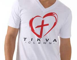#37 for Tikva Clown T-shirts by hodward