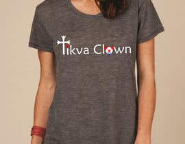 #11 for Tikva Clown T-shirts by vidadesign
