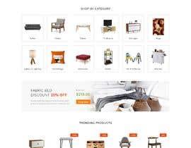 Nro 10 kilpailuun Furniture Website käyttäjältä sandeep335677