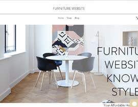 Nro 2 kilpailuun Furniture Website käyttäjältä himalparmar