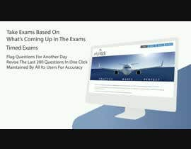 #3 for Video to advertise a website exam for aviation - Guaranteed award by ruzenmhj