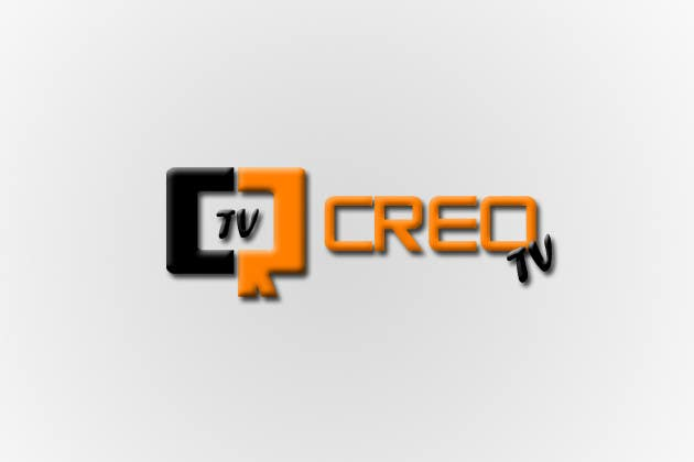 Конкурсная заявка №33 для Logo Design for a new tv channel - CREO Tv
