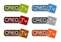 Contest Entry #18 for Logo Design for a new tv channel - CREO Tv