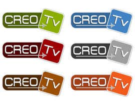 #18 para Logo Design for a new tv channel - CREO Tv por erupt