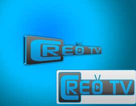 #31 untuk Logo Design for a new tv channel - CREO Tv oleh ambrex