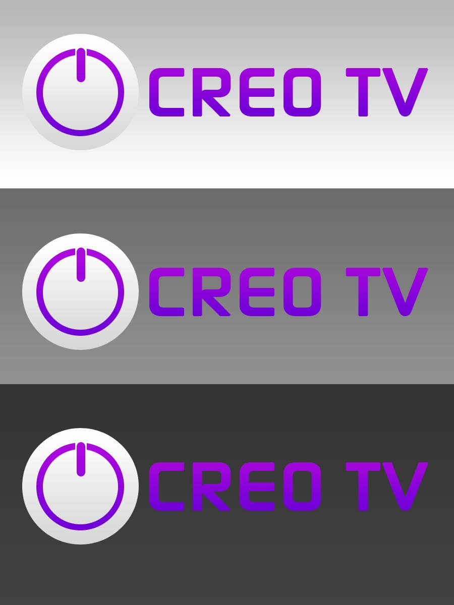 #34 for Logo Design for a new tv channel - CREO Tv by ambrex