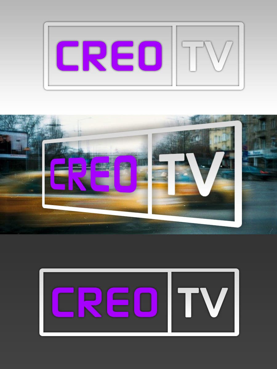 #41 for Logo Design for a new tv channel - CREO Tv by ambrex