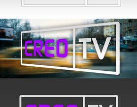 #41 para Logo Design for a new tv channel - CREO Tv por ambrex
