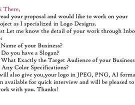 Nro 3 kilpailuun I would like to hire a Logo Designer - 17/04/2019 16:46 EDT käyttäjältä Caragfx