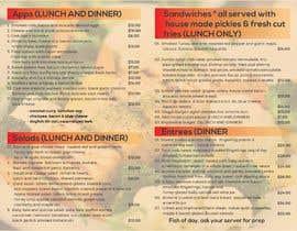 #12 for Menu Design Restaurant (Lunch & Dinner) af freelancerjahid4