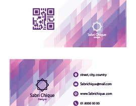 #92 for Create logo and business card design af badr2019
