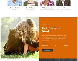 #4 для Create a non profit website от msourov17