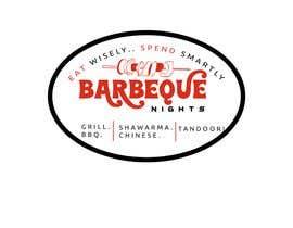 tiaratechies tarafından logo design for a barbecue restaurant için no 58