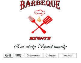 rakib0063602 tarafından logo design for a barbecue restaurant için no 61