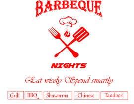 rakib0063602 tarafından logo design for a barbecue restaurant için no 62