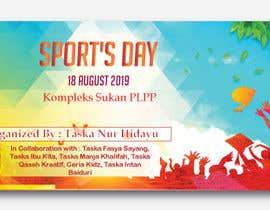 Nro 19 kilpailuun Sports Banner käyttäjältä MOMODart