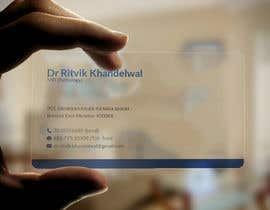 #29 for Visiting card design by Imran338