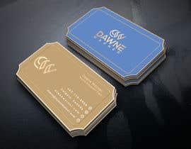 #124 cho Visiting card design bởi mmk022775