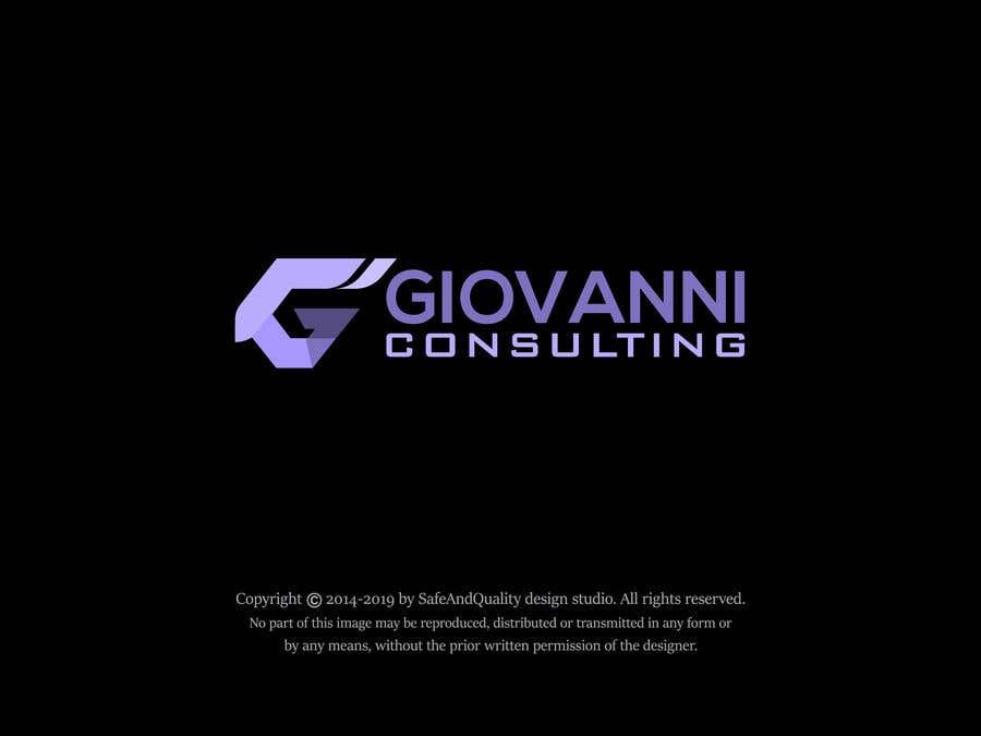 Kilpailutyö #413 kilpailussa design a logo for Giovanni