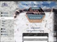 "Graphic Design Intrarea #136 pentru concursul ""Screen Design - Natural Stone Company"""