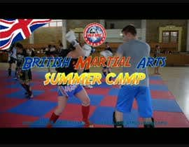 #26 for Design me a 1 min promo video for a martial arts summer camp. af WILDROSErajib